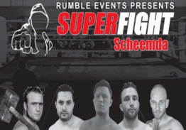 Super Fight Gala Scheemda